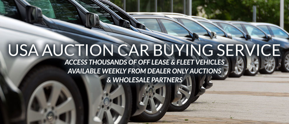 USA Auction Car Buying Service