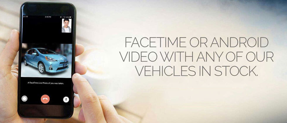 Facetime Virtual Test Drives