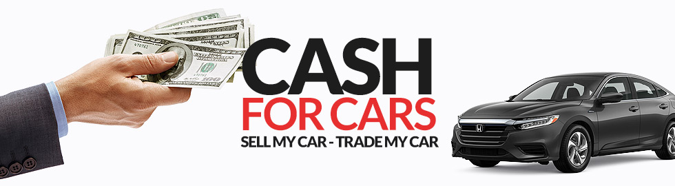 Cash For Cars Sell My Car - Trade My Car