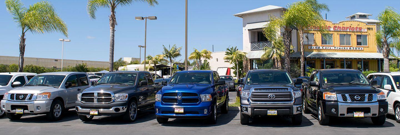 Used Trucks San Diego >> Used Truck Dealership San Diego Ca